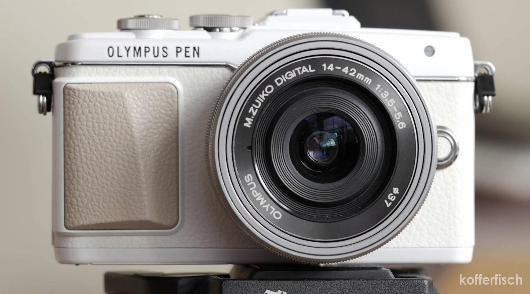 Blog, Kamera