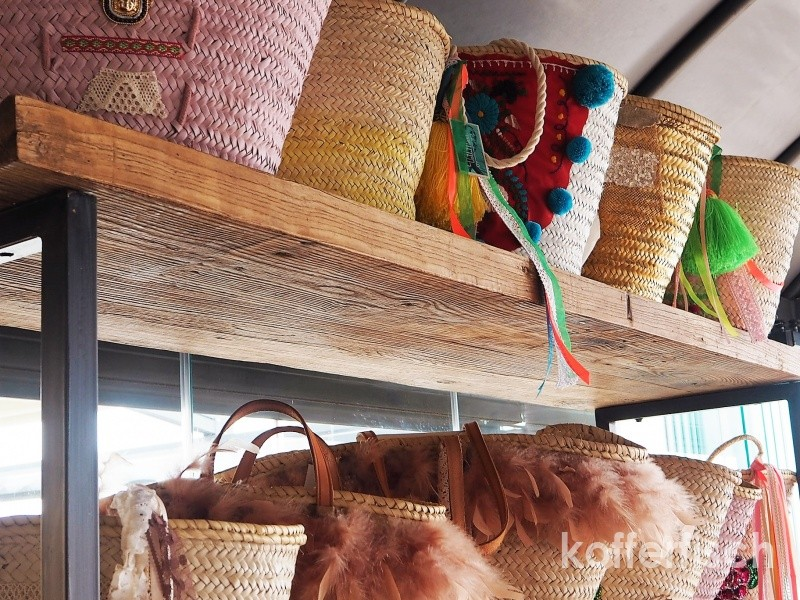 bastkörbe aus marokko