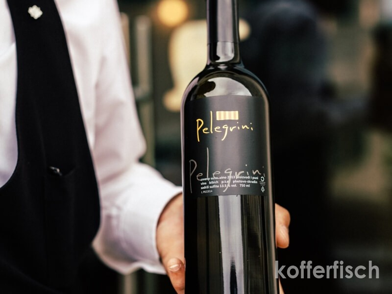 Pelegrini Wein