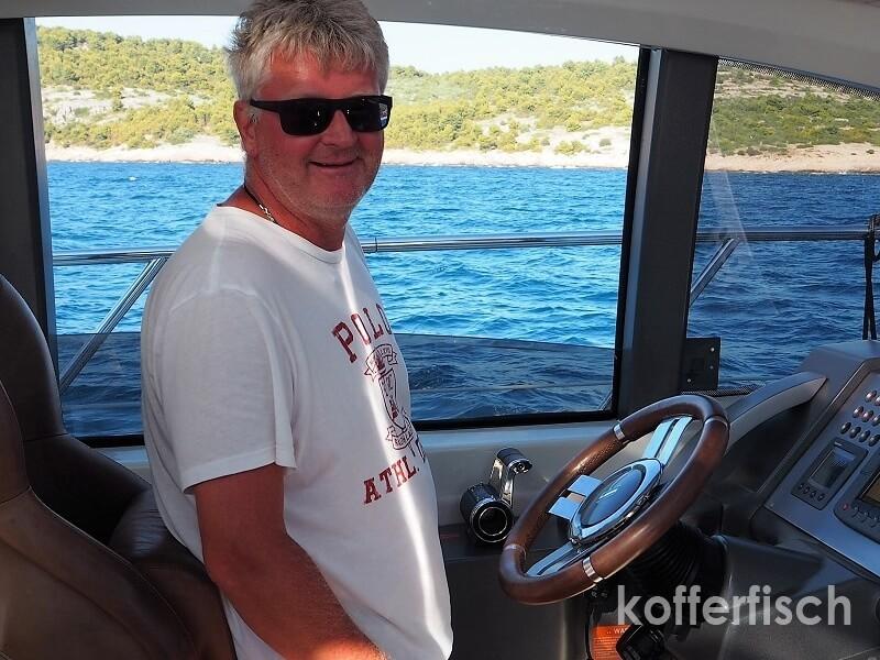 unser Kapitän Ernst