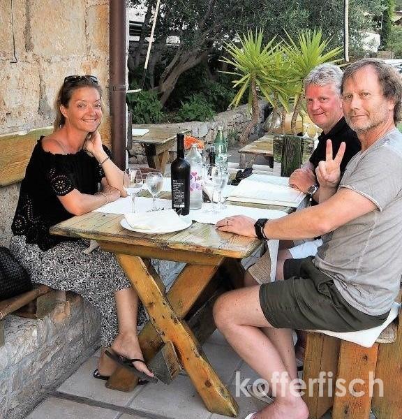Anne, Ernst und Armin
