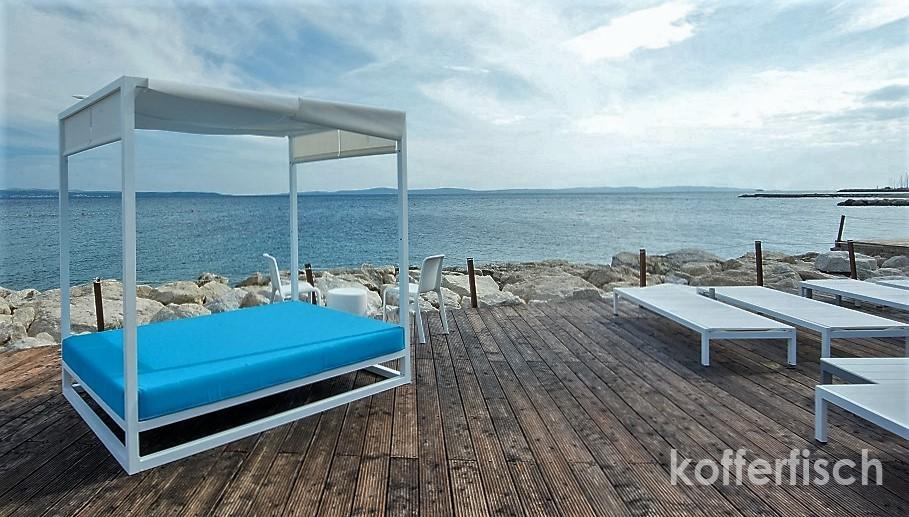 Radisson blu split kroatien designhotel am meer for Designhotel kroatien