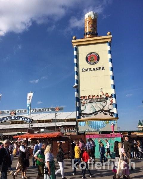 Oktoberfest München