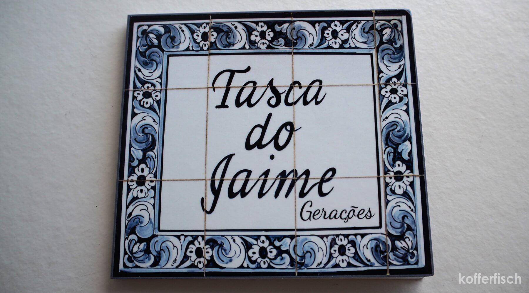 Tasca Do Jaime
