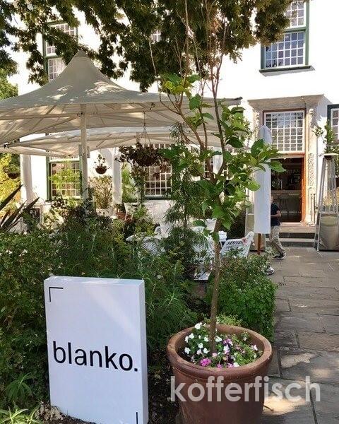 BLANKO RESTAURANT IN CONSTANTIA BEI KAPSTADT – EIN VOLLER ERFOLG
