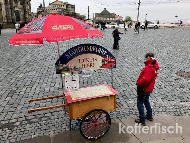 IMPRESSIONEN AUS DRESDEN – EINE BEEINDRUCKENDE STADT