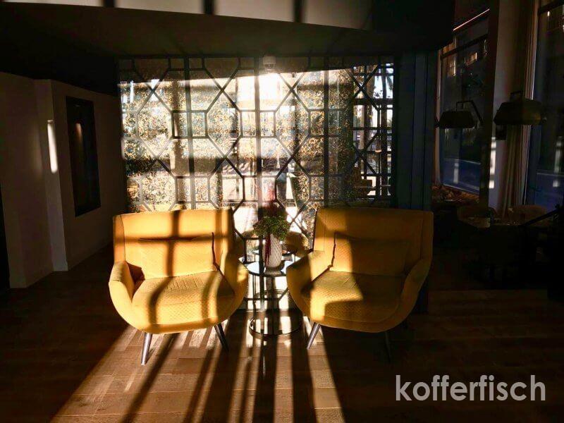 THE SERRAS HOTEL BARCELONA – ICH BIN TOTAL BEGEISTERT