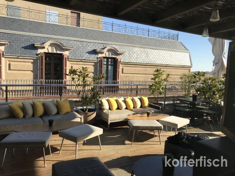THE SERRAS HOTEL BARCELONA – SO EIN WUNDERBARES HOTEL MIT AUSGEZEICHNETEM RESTAURANT
