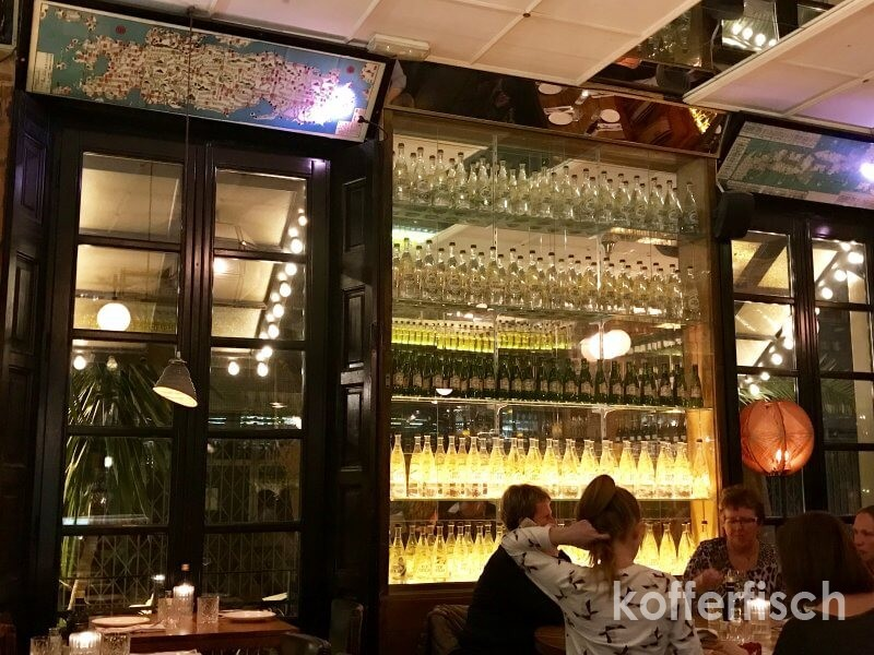 BOCA GRANDE – GRANDIOSES RESTAURANT UND SO COOLE BAR IN BARCELONA